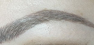Valerie Weber microbladed brow
